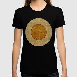 """Golden Circle Japanese Inspiration"" T-shirt"
