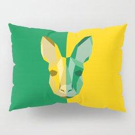 Kangaroo for Australia Pillow Sham