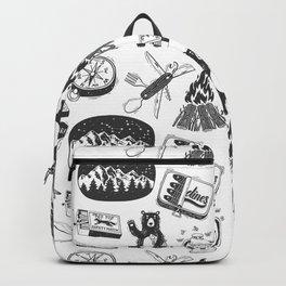 Let's go travel Backpack