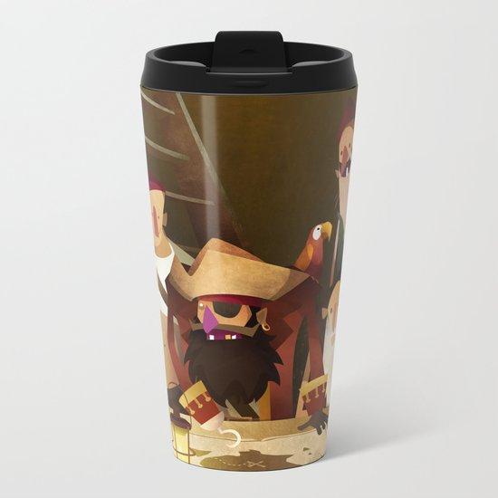 Secret Treasure Metal Travel Mug
