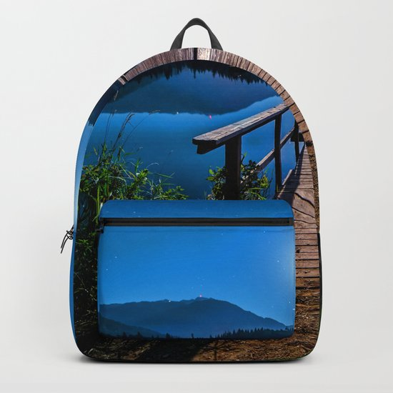 Road to the Lake Backpack