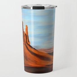 Dusty Peaks Travel Mug