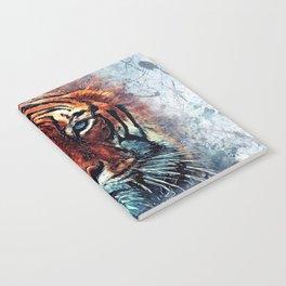Tiger spirit Notebook