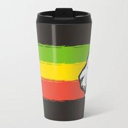 Rasta Lions (The Kingdom) Travel Mug