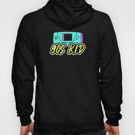 90s Kid 90s Costume Apparel Game Console Hoody
