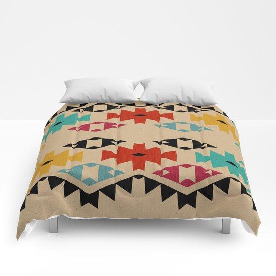Bohemian n2 Comforters