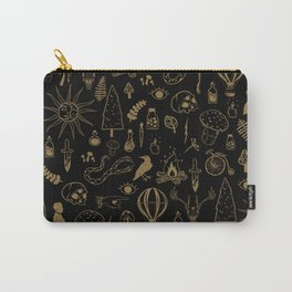 Pattern - Witch Steampunk Forest Carry-All Pouch