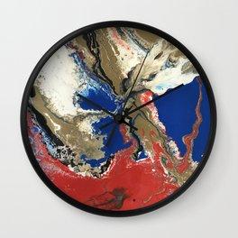 Air and Water Wall Clock
