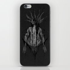 Schizophoned iPhone Skin