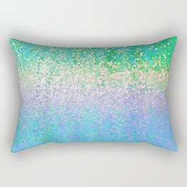 Summer Rain Revival Rectangular Pillow