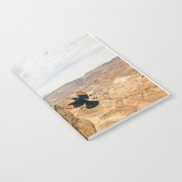 Meeting In Judean Desert Notebook