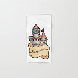 Fantasy Castle Hand & Bath Towel