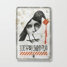 Nevermore Metal Print