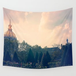 An Afternoon in Paris, 2 Wall Tapestry