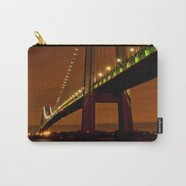 Verrazano-Narrows Bridge Carry-All Pouch