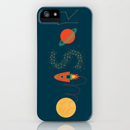 Quasar iPhone Case