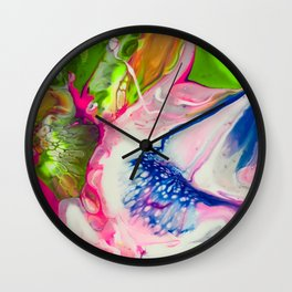 Snap Dragon Wall Clock