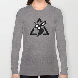 Wasp Sign Long Sleeve T-shirt