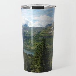 Glacier National Park - Hidden Lake Travel Mug