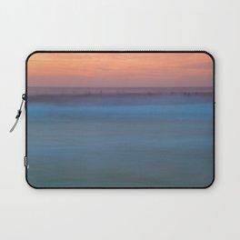 Watercolor Sunet Laptop Sleeve