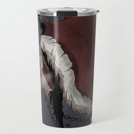Krampus Christmas Travel Mug