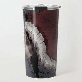 Krampus Christmas Travel Mug
