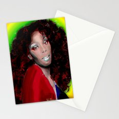 Donna Summer Stationery Cards