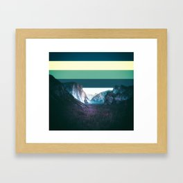 Colorscape III Framed Art Print