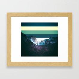 Colorscape III Framed Art Print