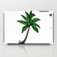 palm tree iPad Cases featuring palm tree by Li-Bro