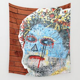 Queening  It Wall Tapestry