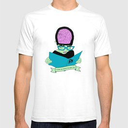 A zine as weird as you are. T-shirt