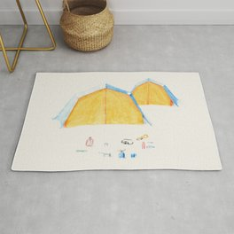 Le Camping Rug