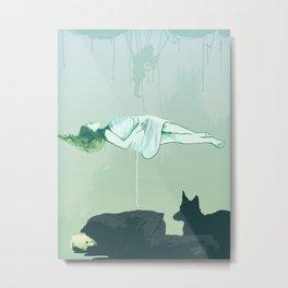 Dreaming of Tarkovsky Metal Print