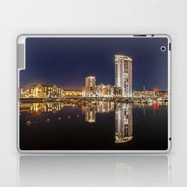 The Meridian tower Laptop & iPad Skin