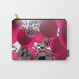 Ska Balls and Pink Power Puffs Carry-All Pouch