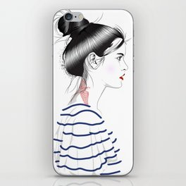 Ligeia iPhone Skin