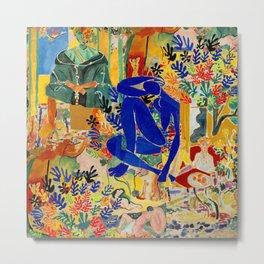 Matisse el Henri Metal Print