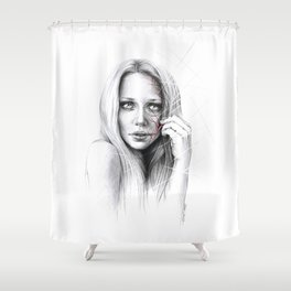 Self-destruction: expose Shower Curtain
