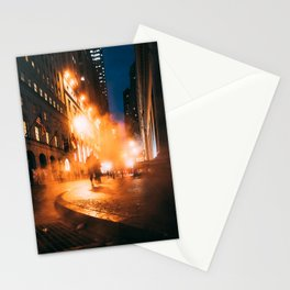 Wall Street Afterhours Stationery Cards