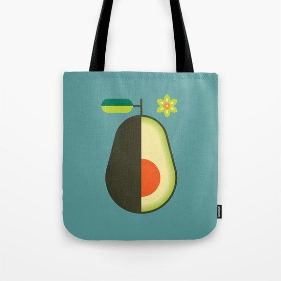 Fruit: Avocado Tote Bag