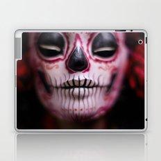 Midnight Harvest Muertita Detail Laptop & iPad Skin