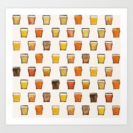 All the Beer in the World Art Print