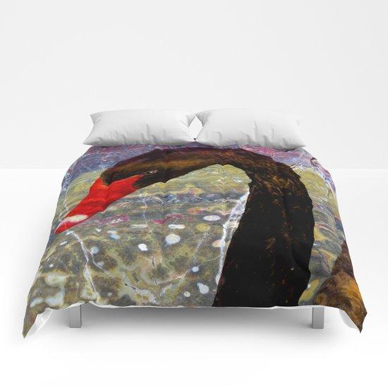 Black Swan Comforters