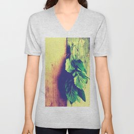Lemon Balm interior Unisex V-Neck
