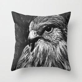 Mister Aigle Throw Pillow
