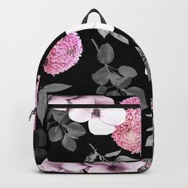 Night bloom - pink blush Backpack