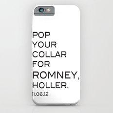 Pop your collar Slim Case iPhone 6s