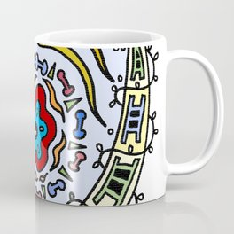 Pop Eye (Red) Coffee Mug
