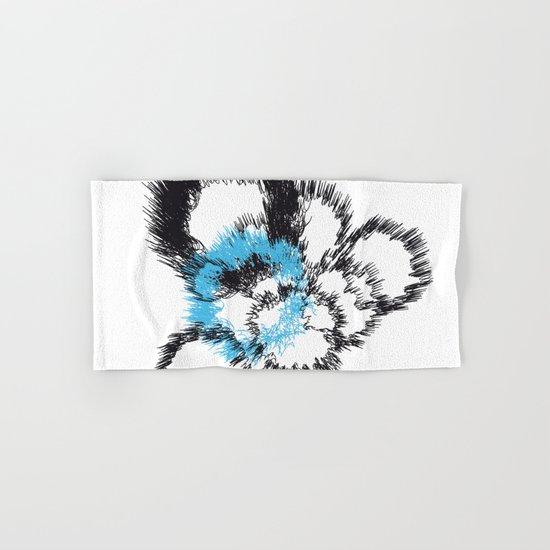 negrin2-white Hand & Bath Towel